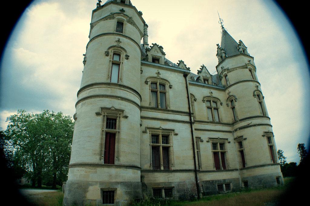 Le chateau du Renard