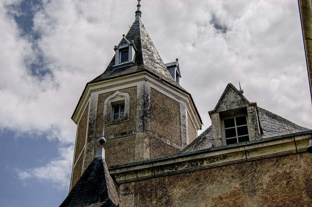 le chateau de xavier